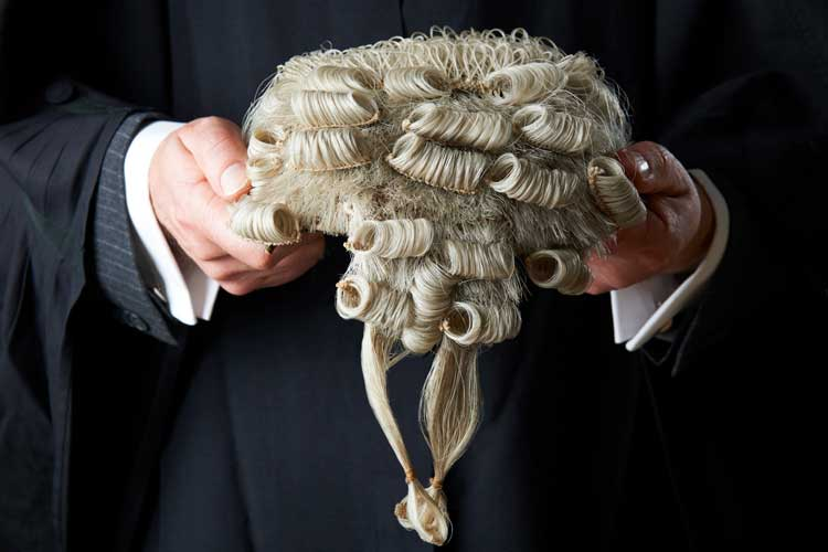 Barrister-Wig-History