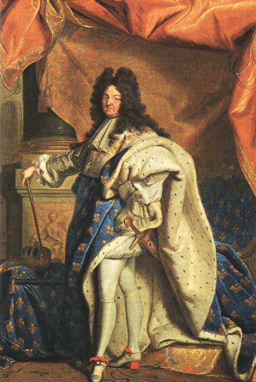 Barrister-Wig-History-King-Louis