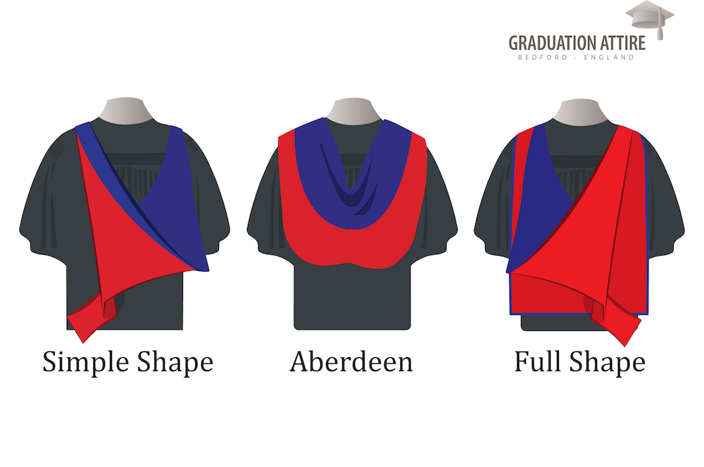academic hoods through the passage of time graduation attire