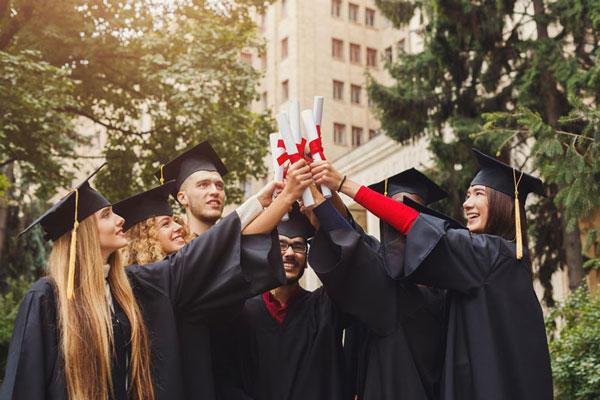 Graduation Ceremony Survival Guide, Celebrate