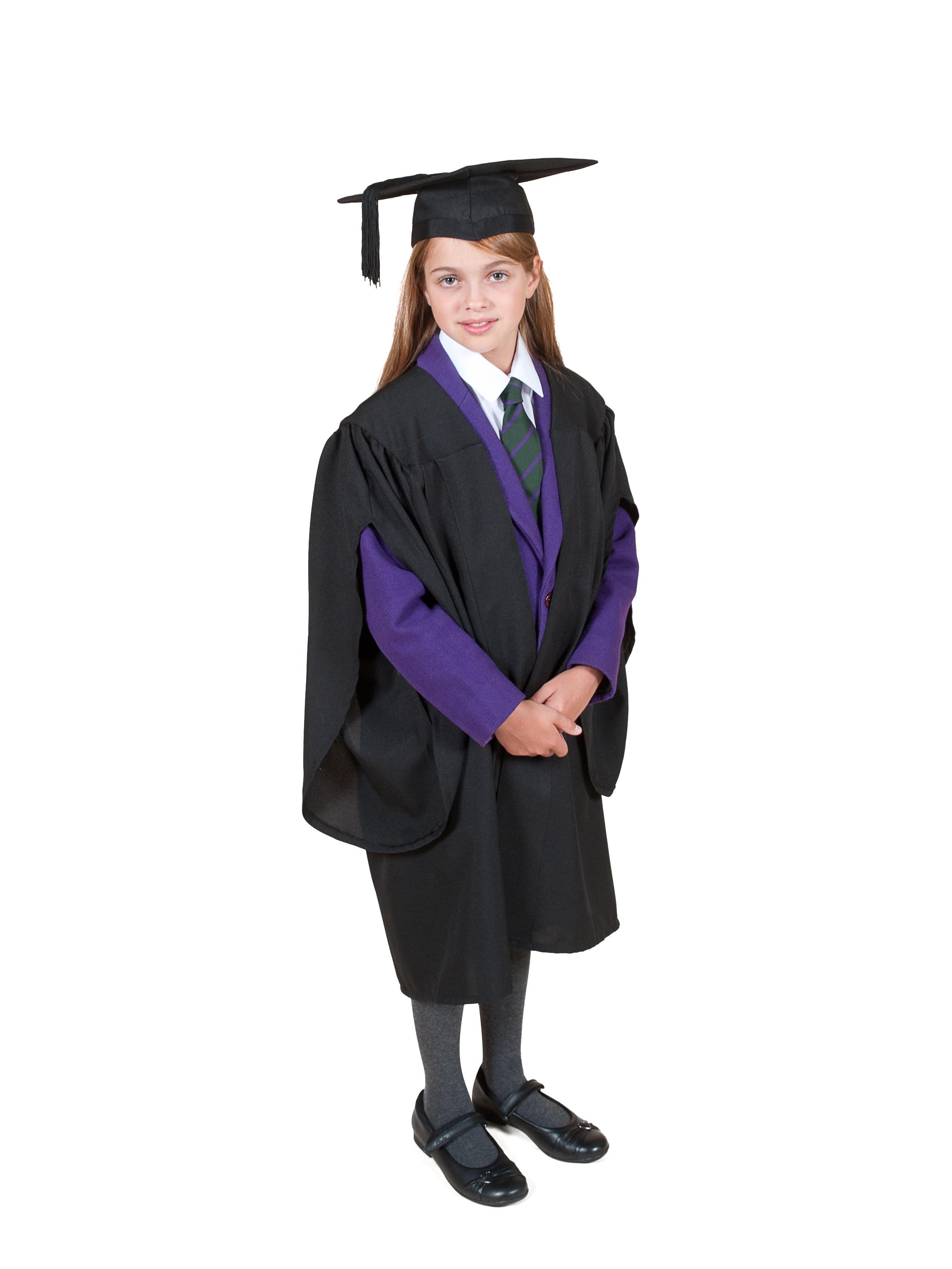 Children\'s Traditional Graduation Gown