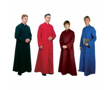 Adult Traditional British Choir Cassock