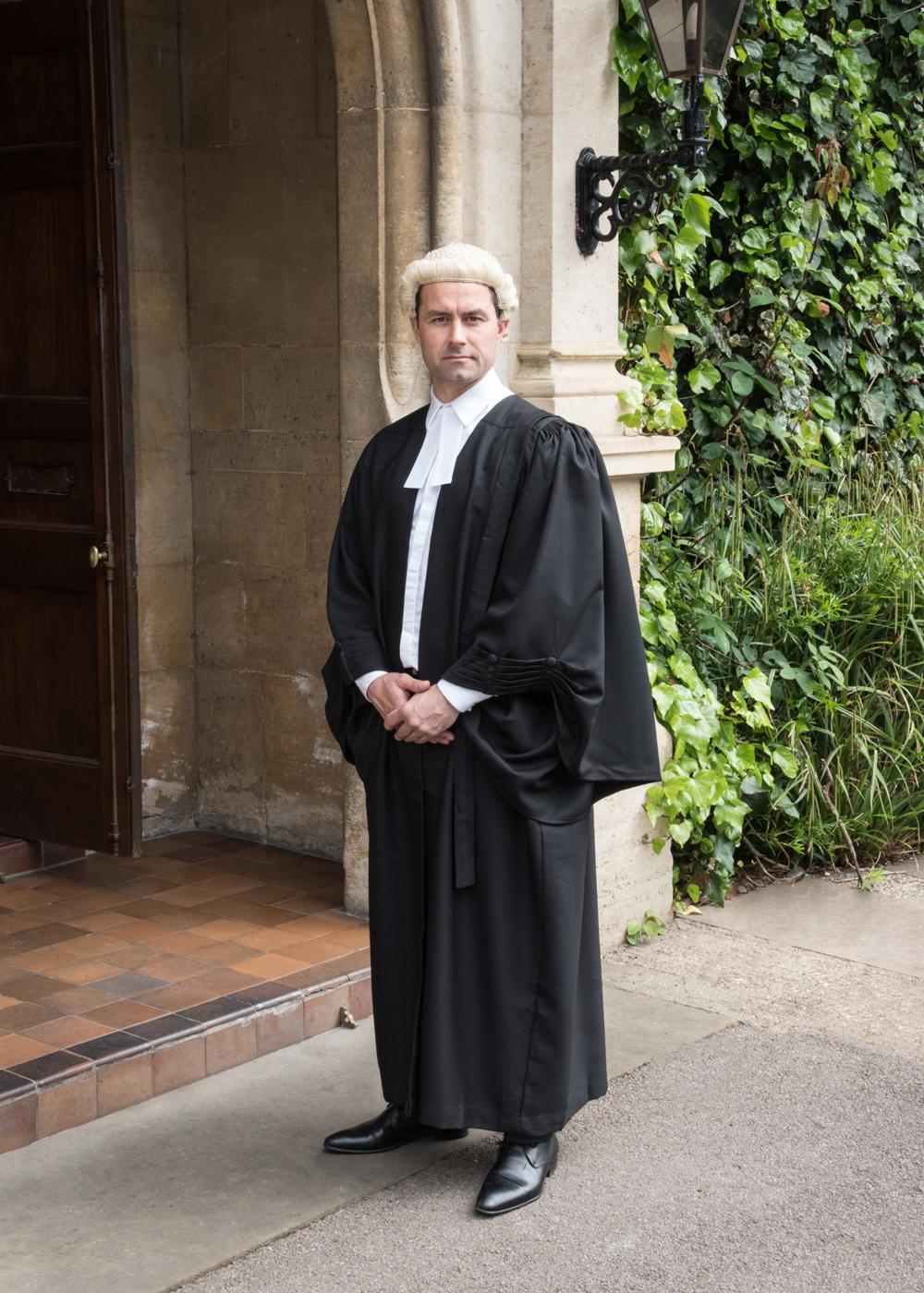 Legal Wigs & Gowns - Graduation Attire Legal Wear