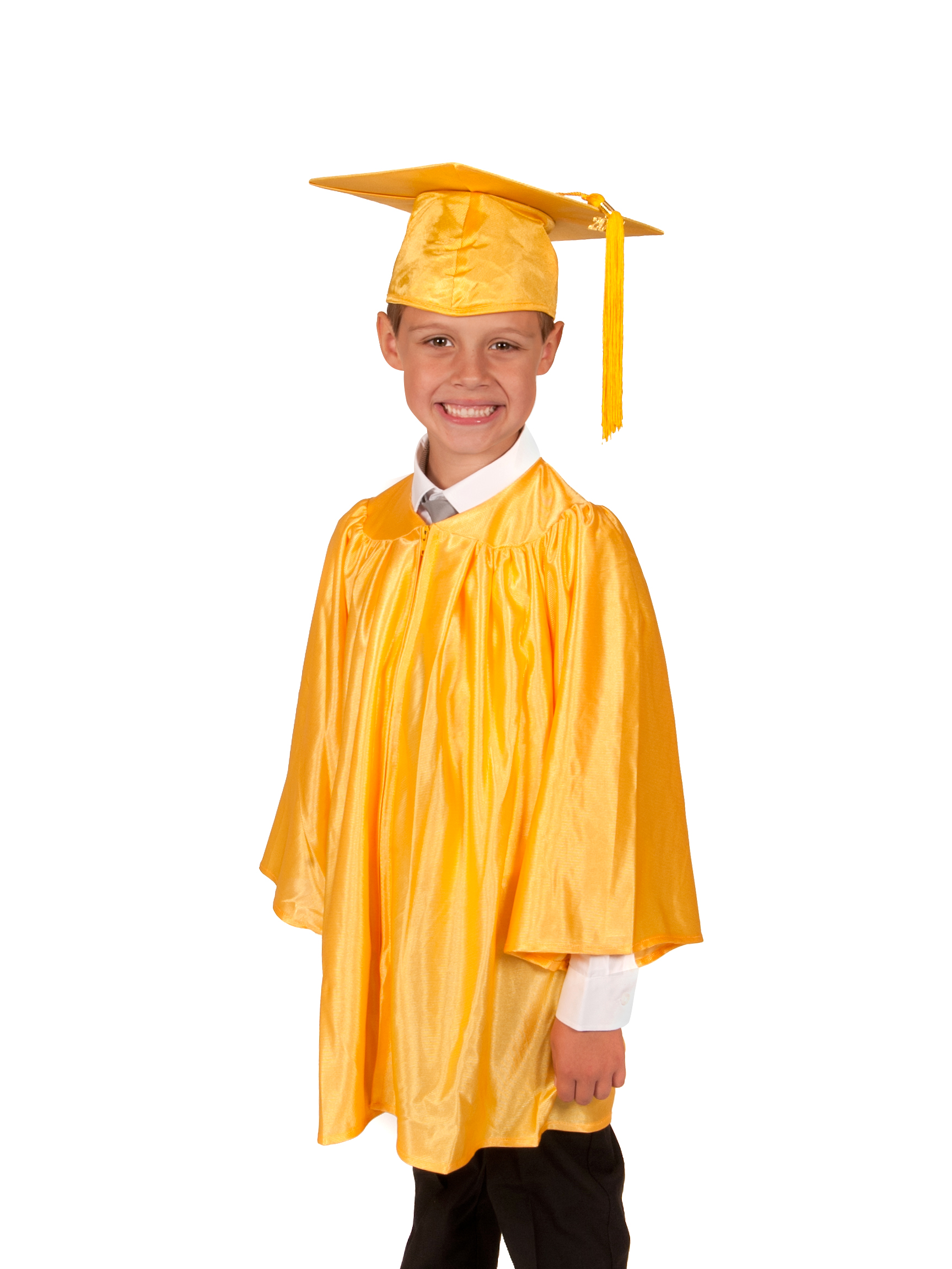Shiny Graduation Cap for your Primary School Graduation Ceremony.