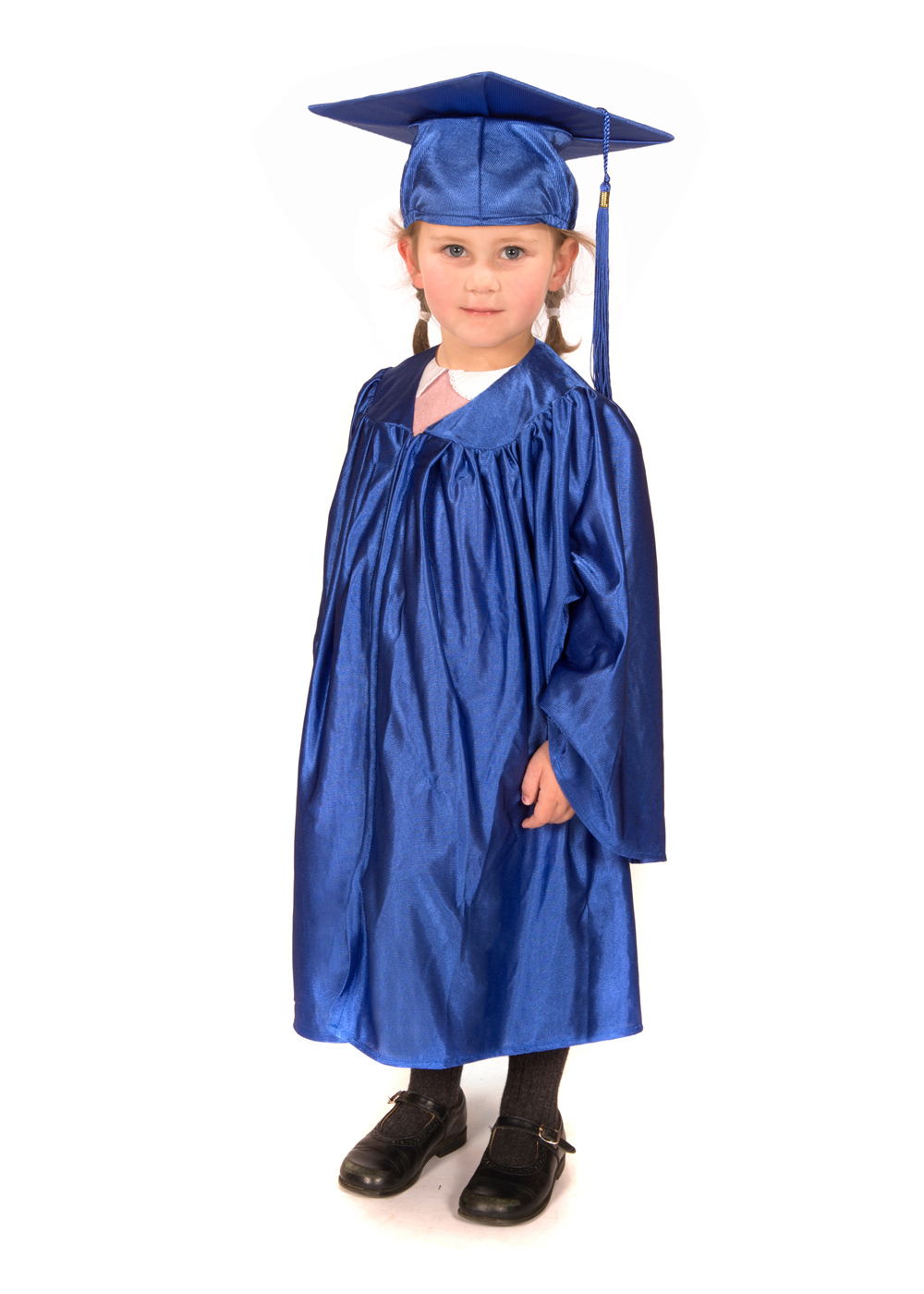 Childrens\' American-Style Graduation Gown