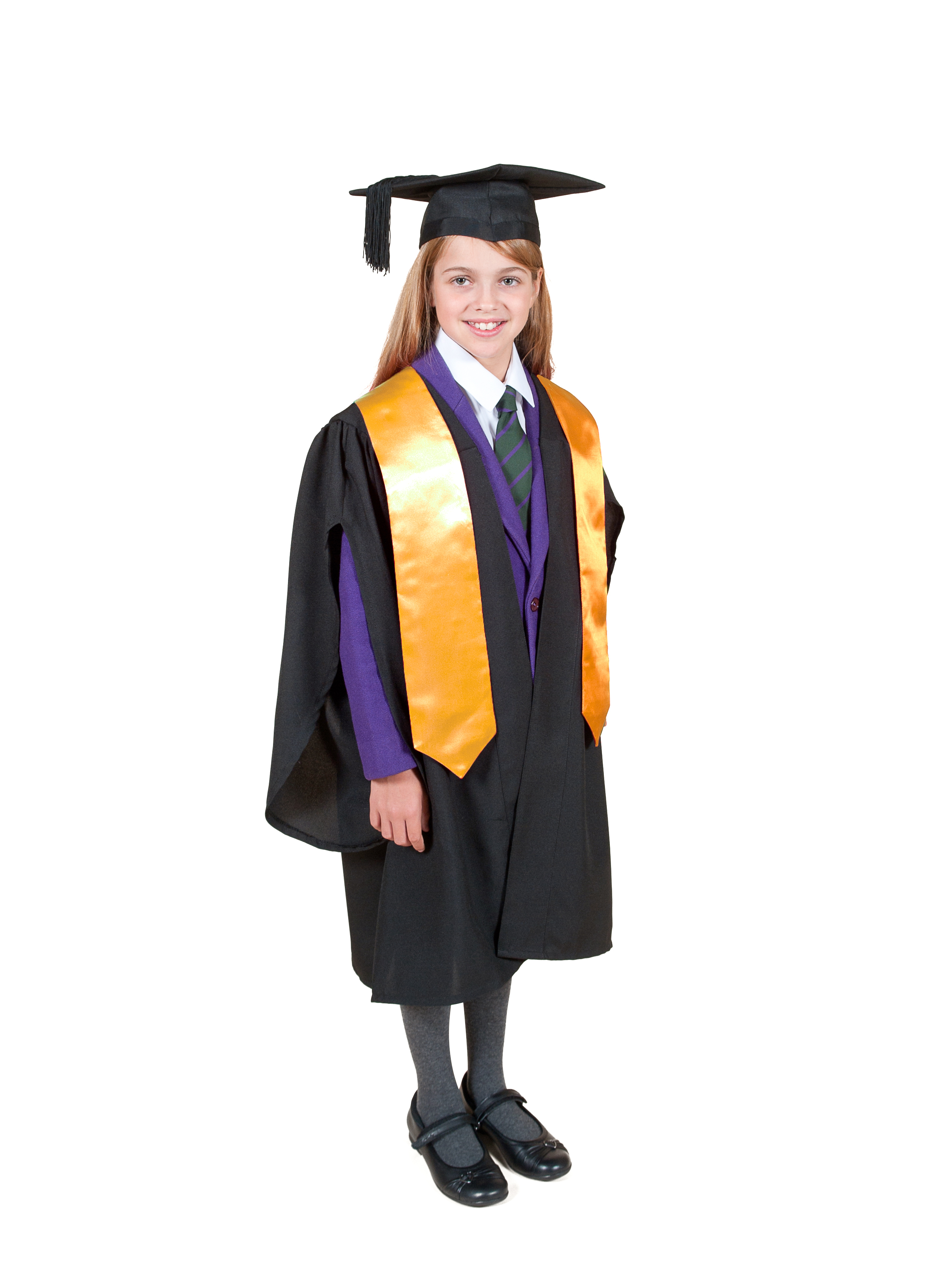 169d026fc18 Traditional Primary School Graduation Gown