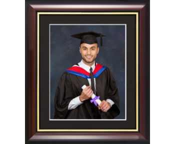 9da6b5e3f28 Graduation Photo Frame 10 x 8 - Traditional Style (Photo Not Included) -  Graduation Gowns