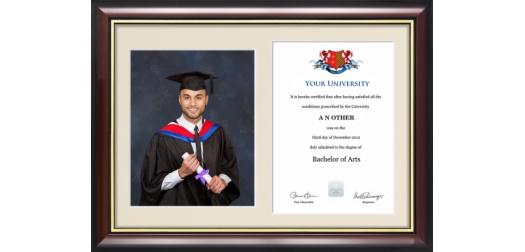 Graduation Frames for Graduation & Ceremonies