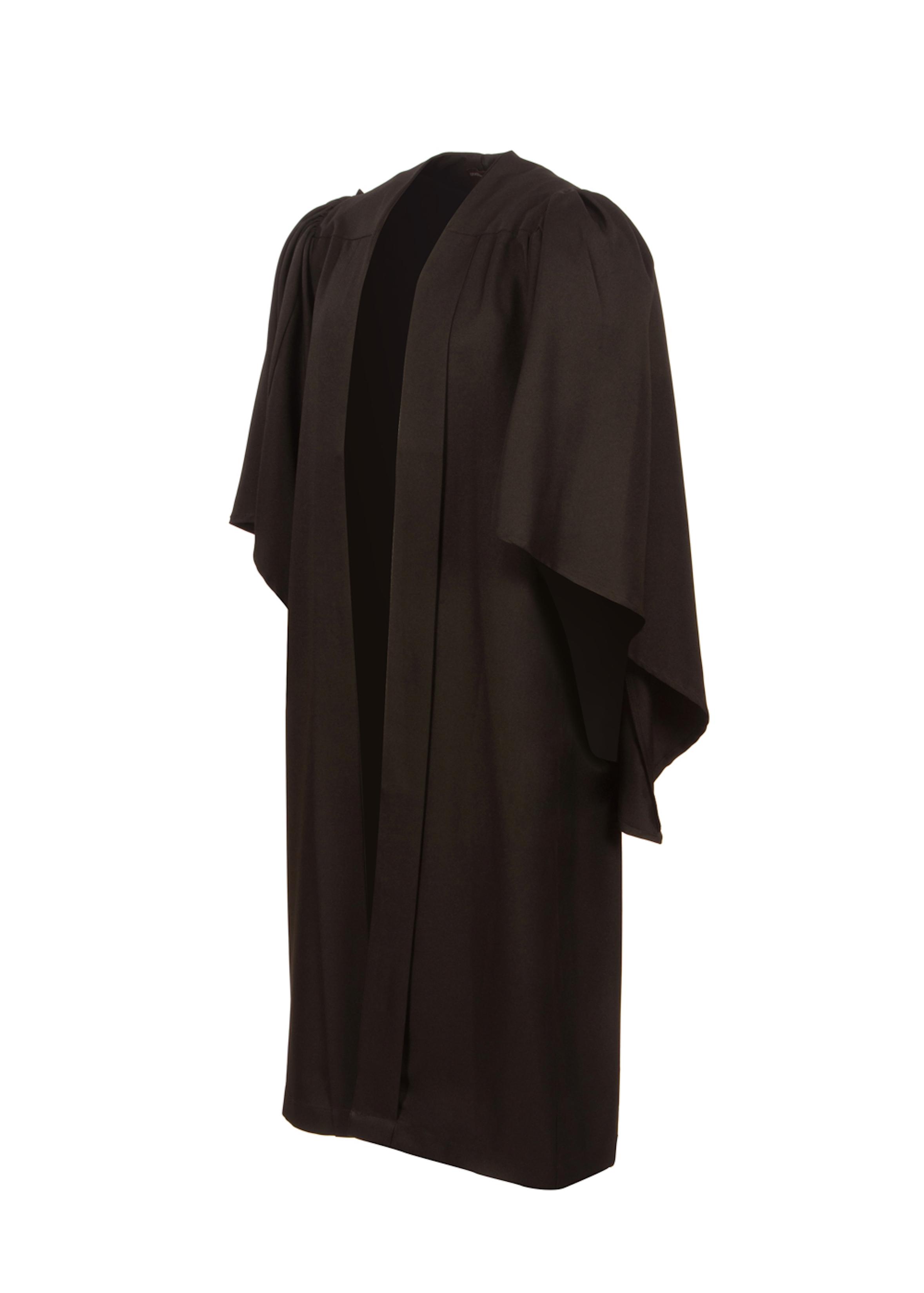 Academic Gown (UK Bachelor)