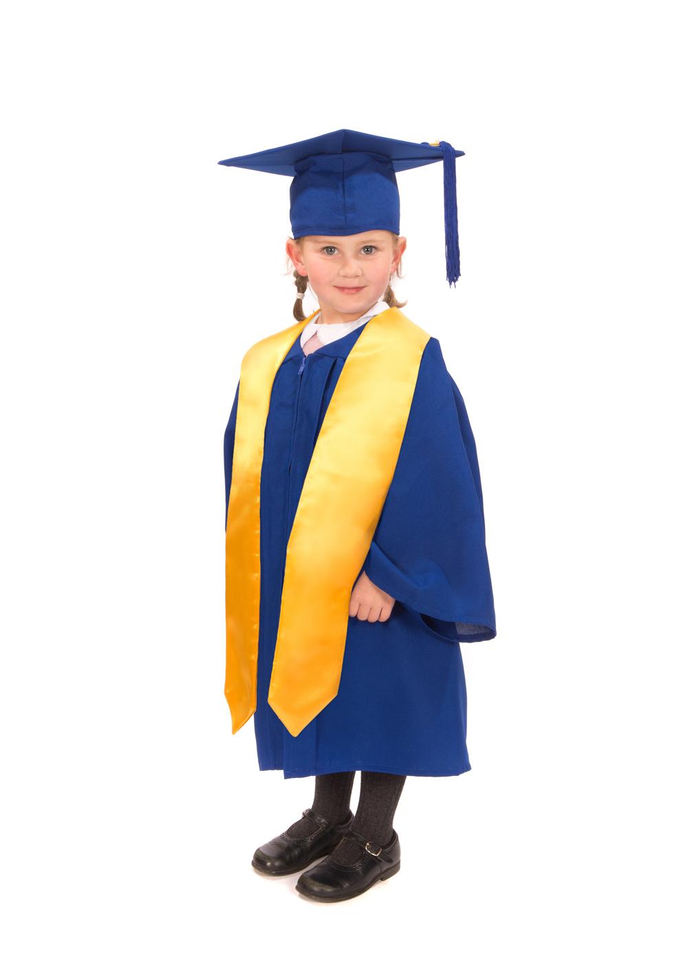 Nursery Graduation Gown Matte Available From Graduation Attire