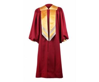 New - Deluxe Choir Robes - Made to Order