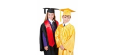 Graduation Gowns for Children