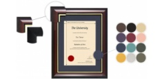 Degree Certification Frames