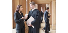 Different Roles in UK Courtrooms